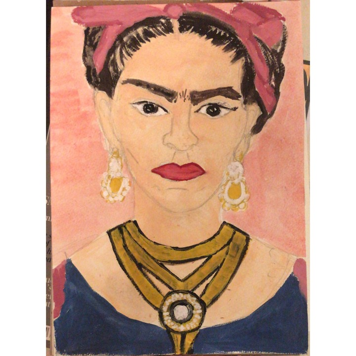 Frida by Sophie
